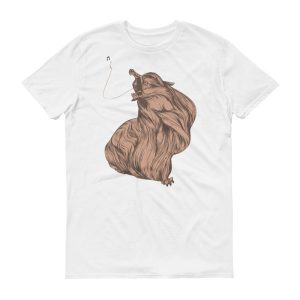 Mens Bear Scratch Tee