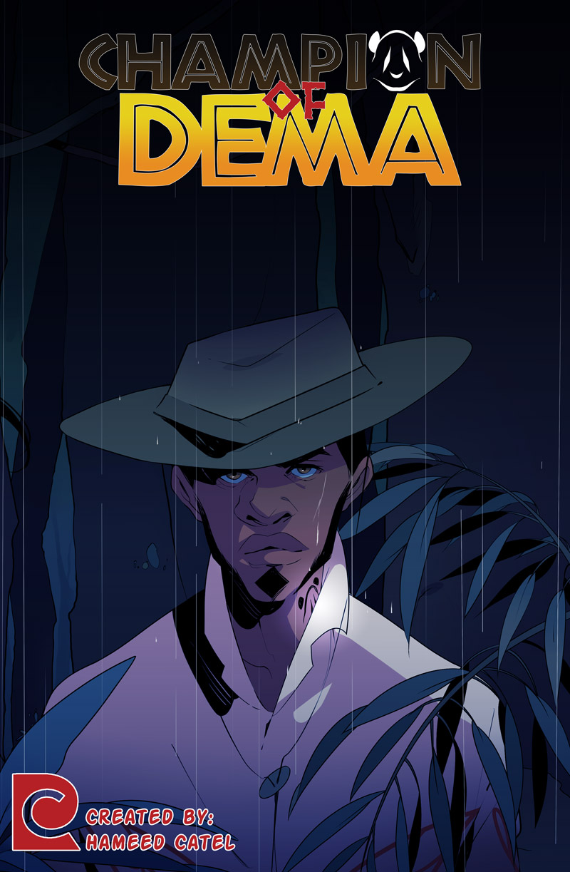 Champion of Dema African Comics