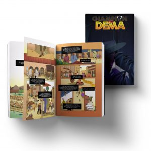Champion of Dema PaperBack Book